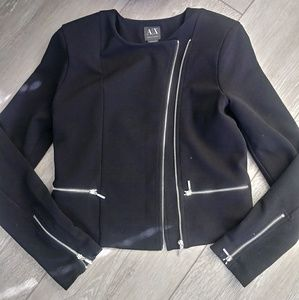 Women black blazer by Armani